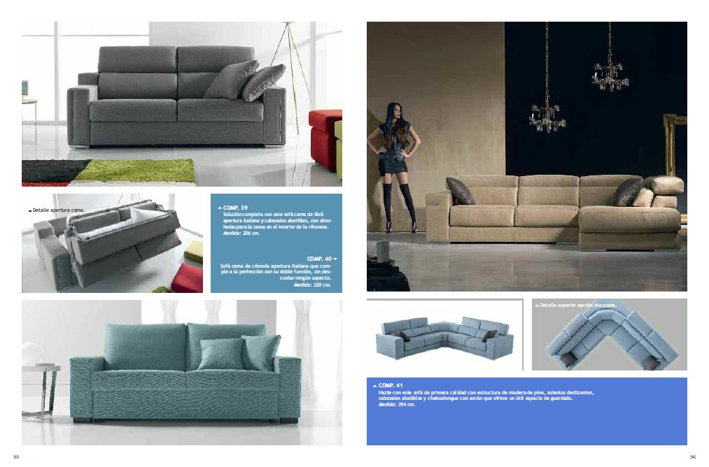 Catalogo muebles intermobil 2014 201514 for Muebles lucena catalogo