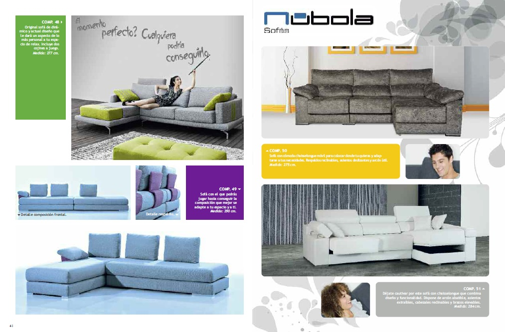 Catalogo muebles intermobil 2014 201518 for Muebles lucena catalogo