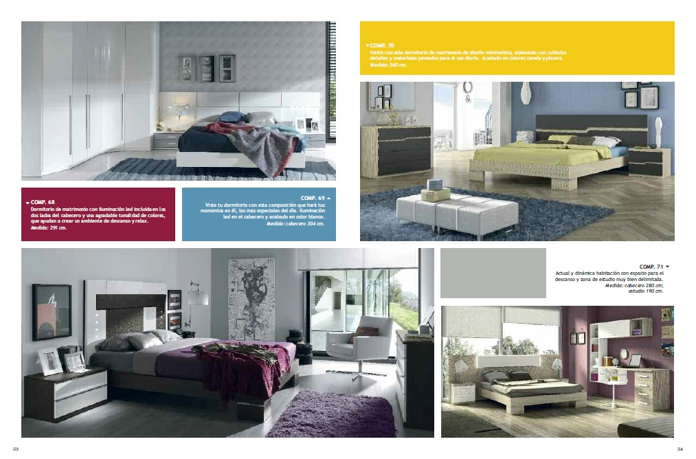 Catalogo muebles intermobil 2014 201523 for Muebles lucena catalogo