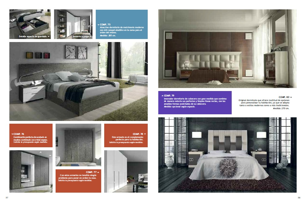 Catalogo muebles intermobil 2014 201525 for Muebles lucena catalogo