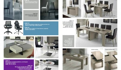 Decorablog revista de decoraci n - Muebles yecla catalogo ...