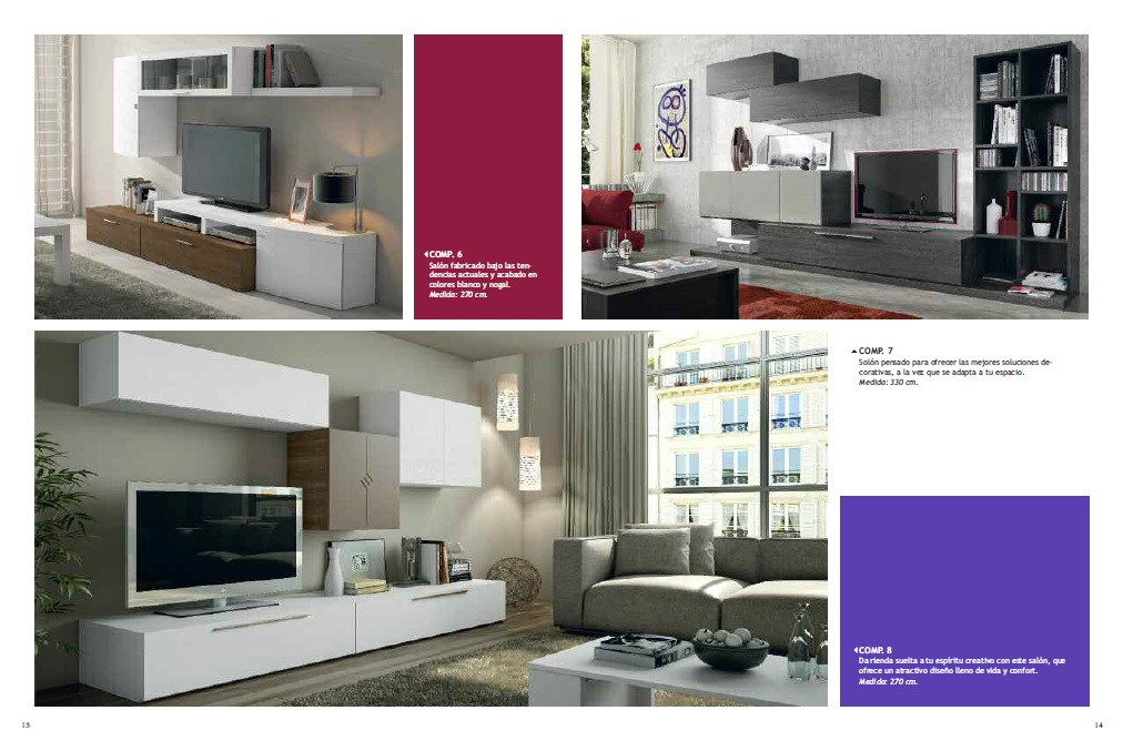 Catalogo muebles intermobil 2014 20154 - Muebles yecla catalogo ...