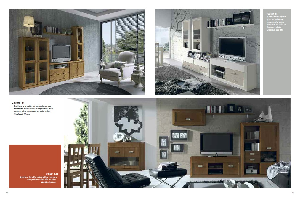 Catalogo muebles intermobil 2014 20157 for Muebles lucena catalogo