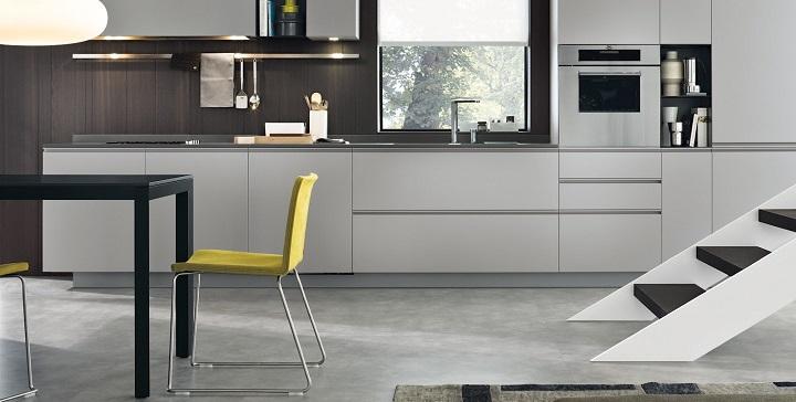 Fotografias de cocinas de color blanco4