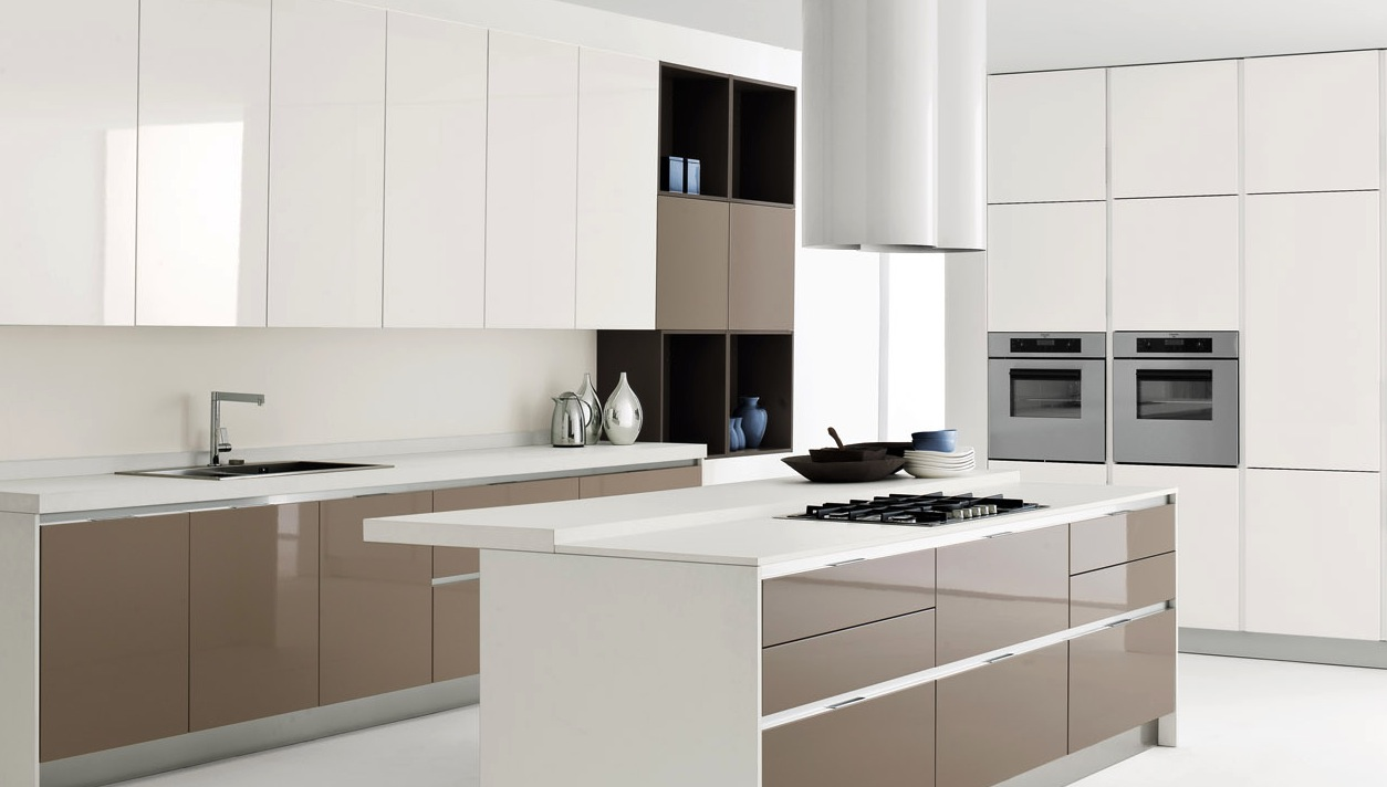 Fotos de cocinas de color blanco12 - Cocinas de color blanco ...