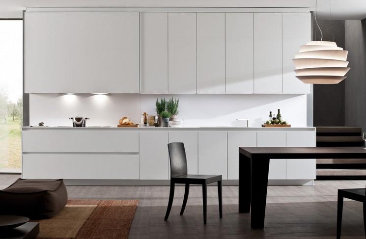 Fotos de cocinas de color blanco54 - Cocinas de color blanco ...