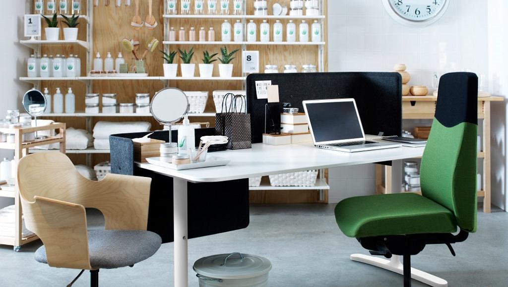 Decorablog revista de decoraci n for Muebles de oficina ikea