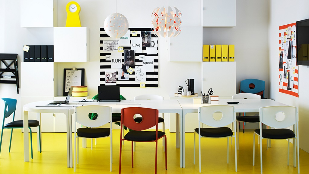 Ikea business soluciones decorativas para empresas for Transporte muebles ikea