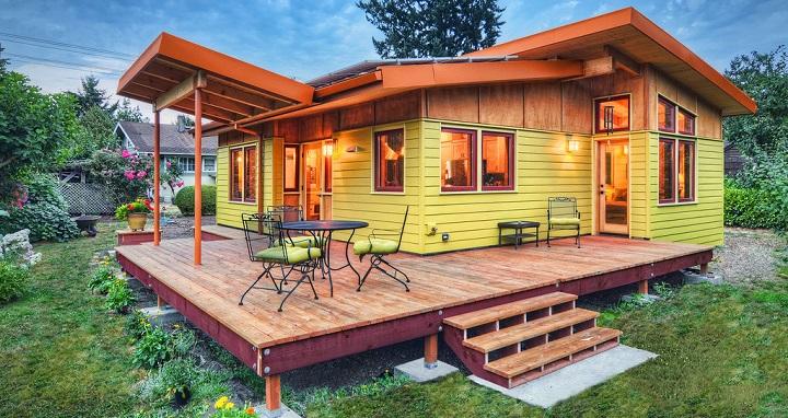 Planos de casas de madera - Madera para casas ...