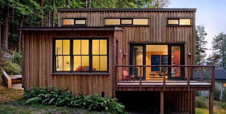 Planos de casas de madera4