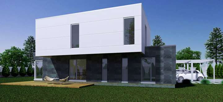design casas modulares acero opiniones