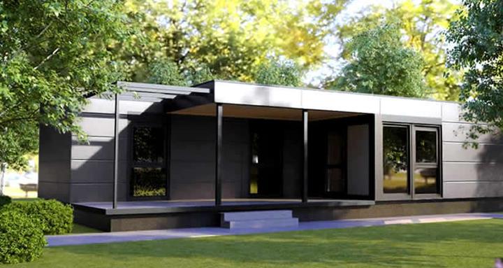 Casas prefabricadas Disenos de casas economicas
