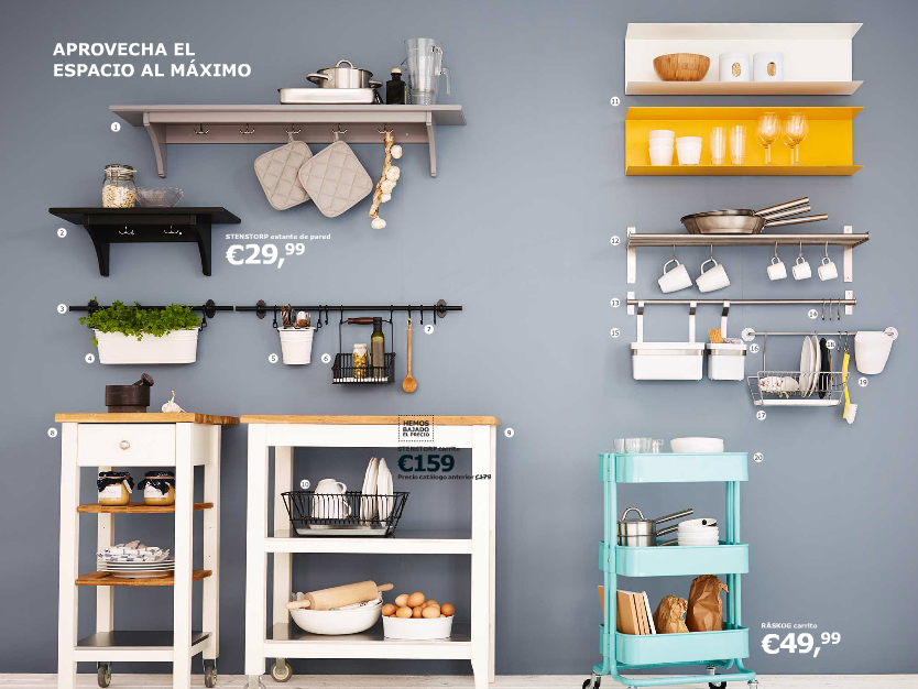 Catalogo cocinas ikea 20155 for Catalogo jardin ikea 2015
