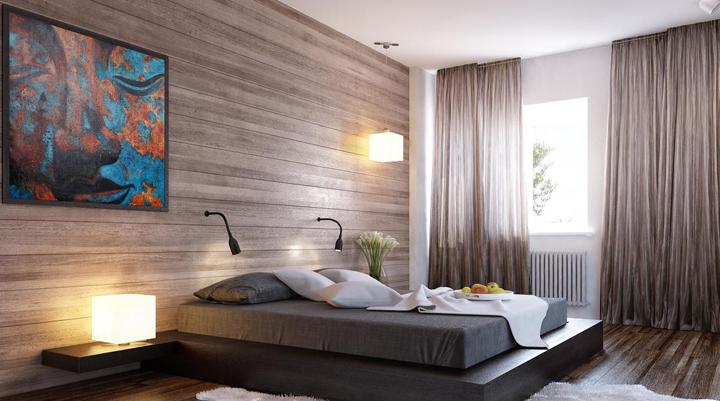 Cómo iluminar dormitorios