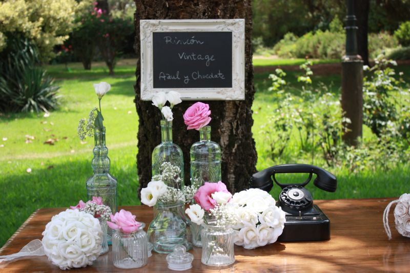 Decoracion bodas vintage20 - Decoracion de salones vintage ...