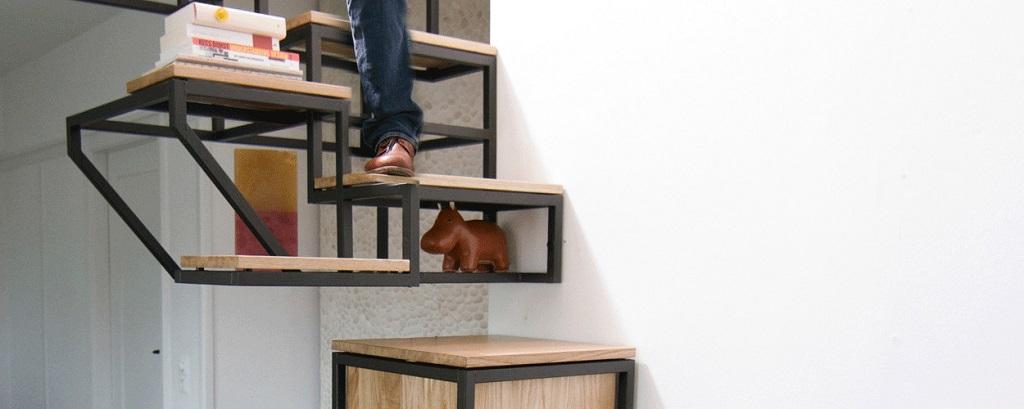escalera y escritorio 12