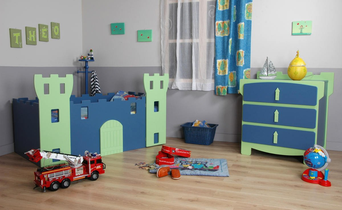 Fotos de dormitorios infantiles - Fotos de habitaciones infantiles ...