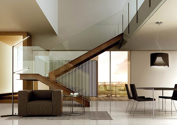Fotos de interiores minimalistas for Ambientes minimalistas interiores