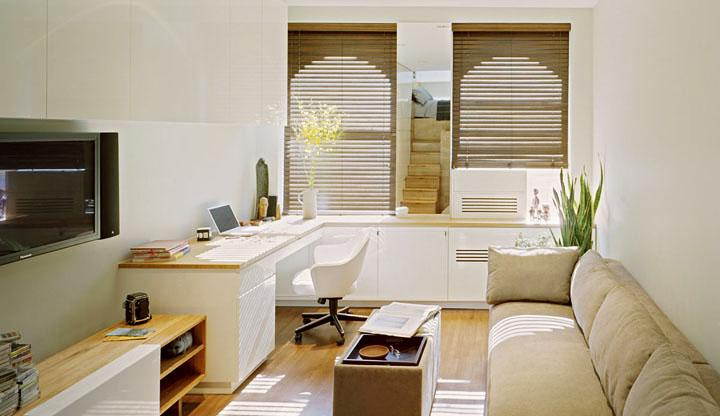 Ideas para decorar apartamentos peque os for Ideas para decorar un antejardin pequeno