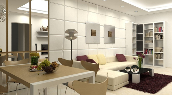 Ideas para decorar apartamentos peque os for Apartamentos de diseno pequenos