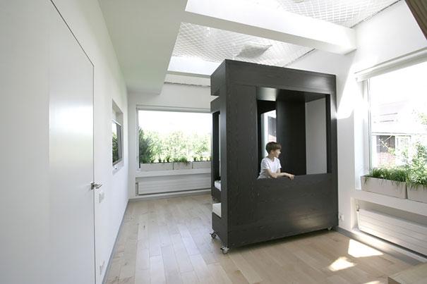 mobiliario modular para estudiantes