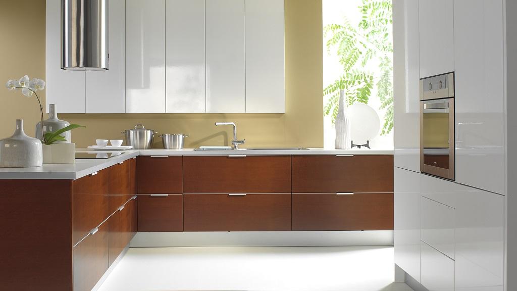Materiales para los muebles de la cocina - Laminados para cocina ...