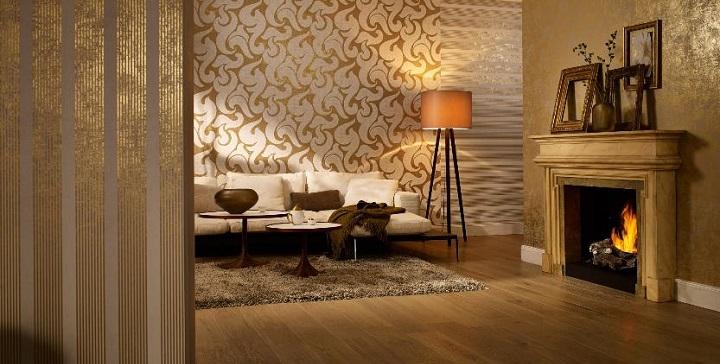 paredes con papel tapiz2