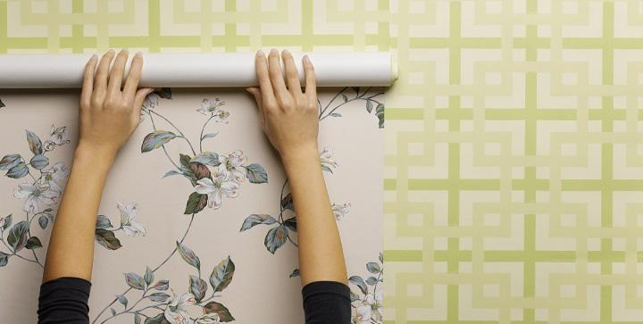 paredes con papel tapiz3