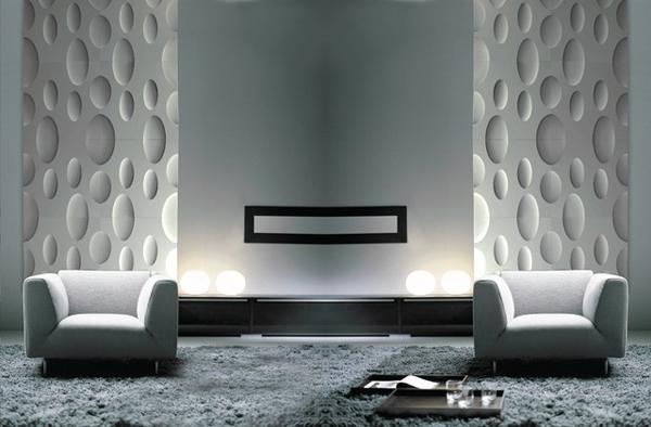 Paredes decoradas con papel tapiz38 - Paredes decoradas con papel ...
