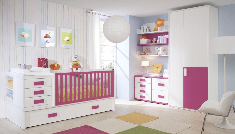 Peluches para decorar la habitaci n de un beb - Habitaciones infantiles bebe ...