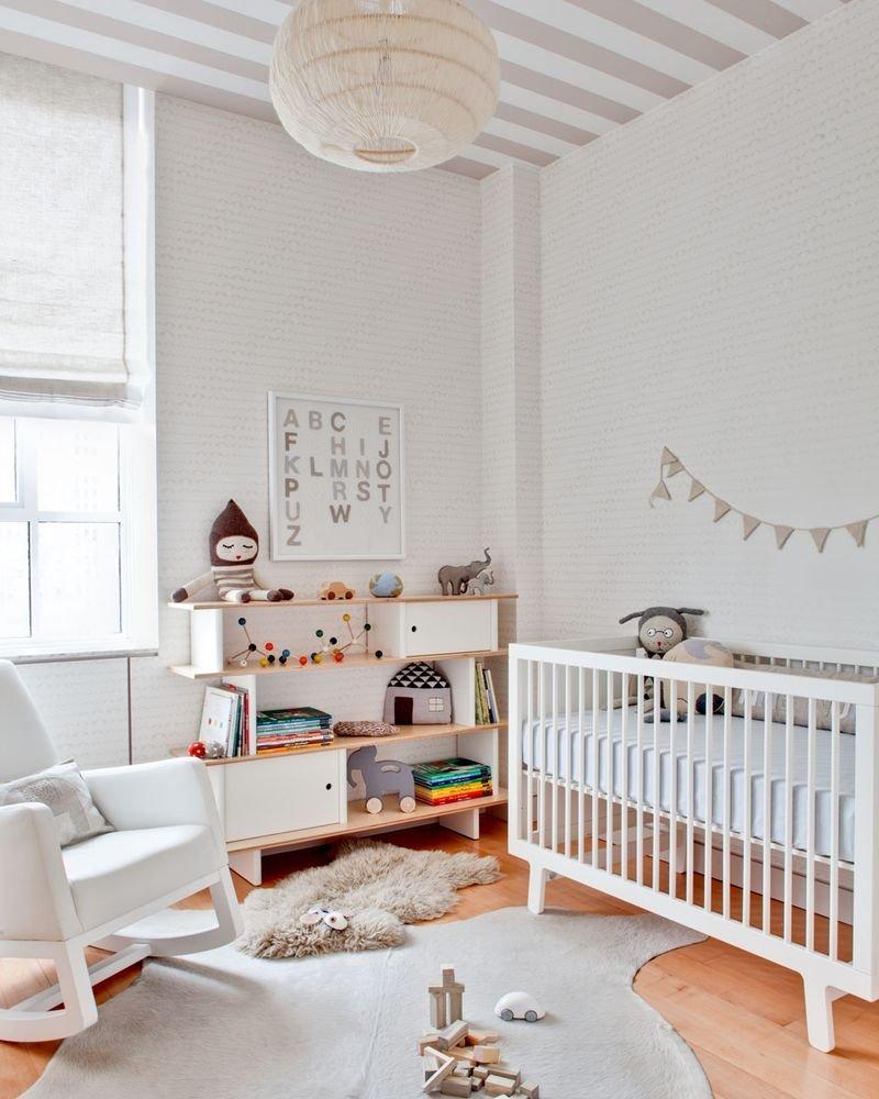 Peluches para decorar la habitaci n de un beb - Habitaciones para bebe ...