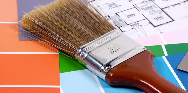 Pintar paredes como un profesional