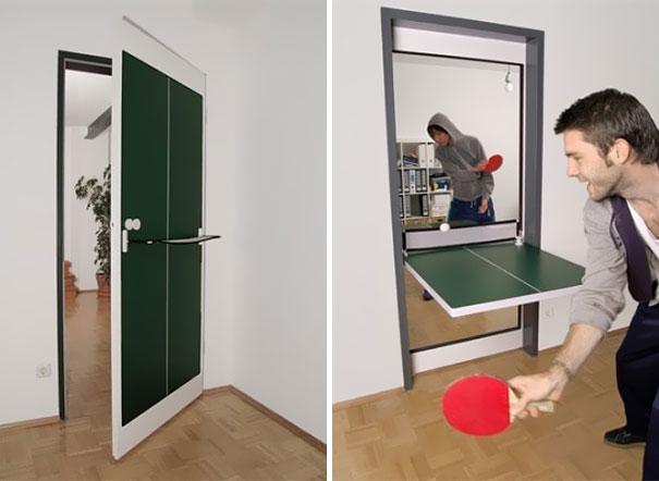 puerta y mesa de ping-pong 2