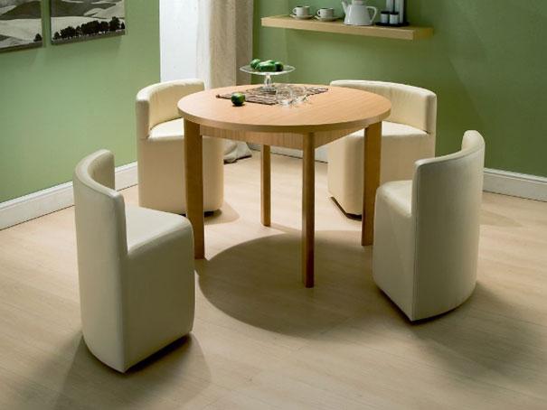 set de mesa y sillas