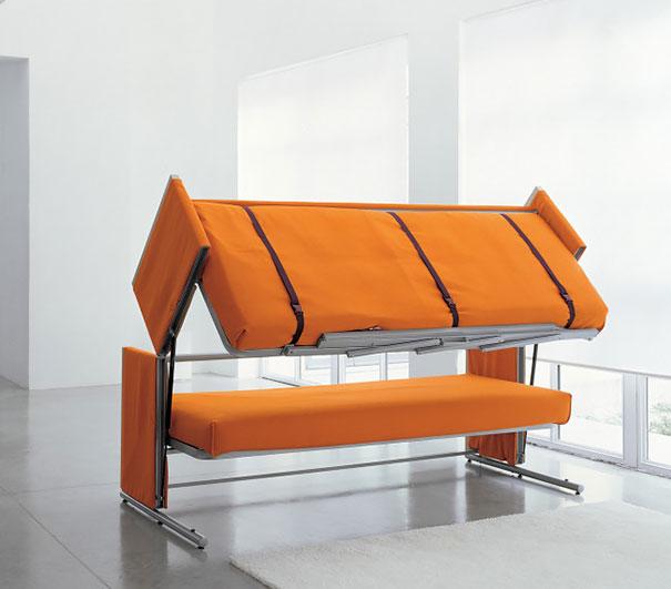 sofa y dos literas 2