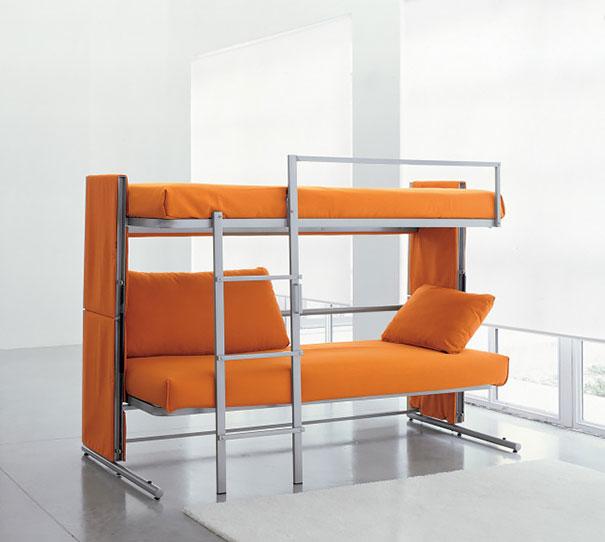 sofa y dos literas 3