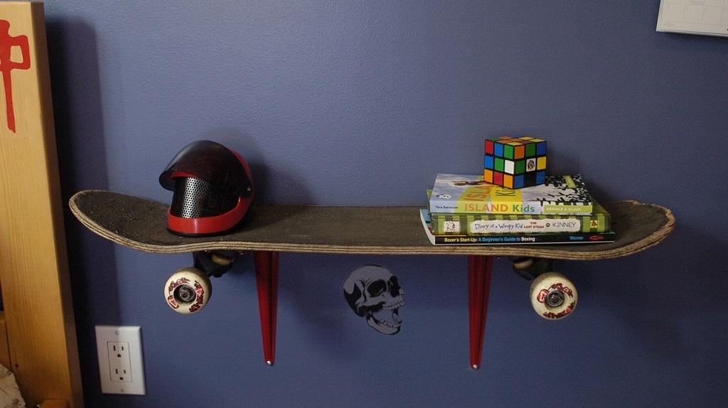 tablas de skate decoracion 3