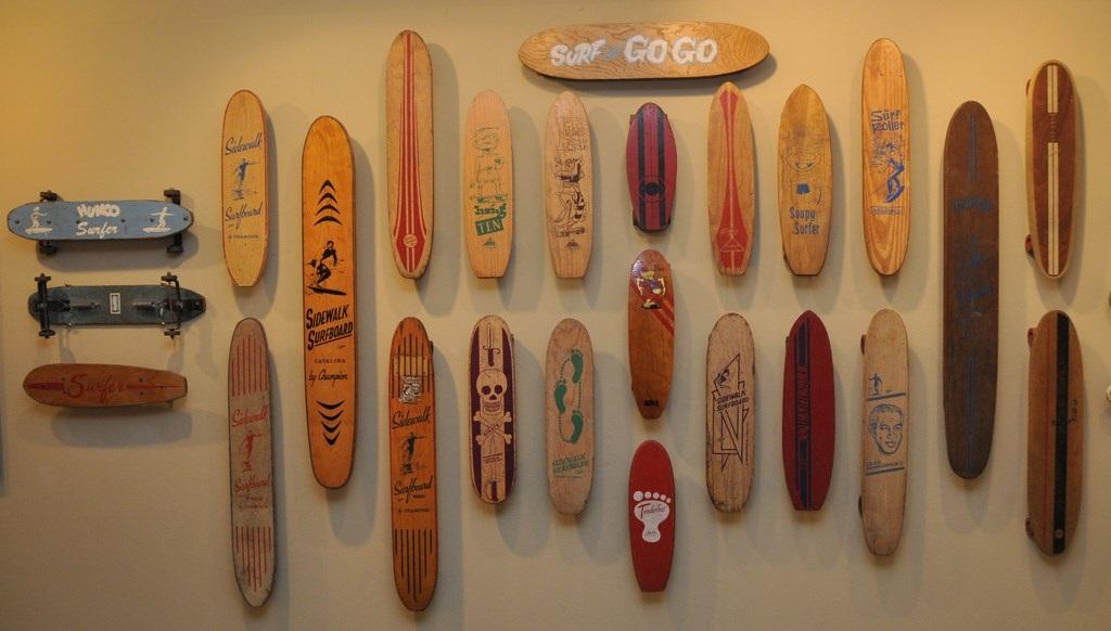 tablas de skate decoracion 6