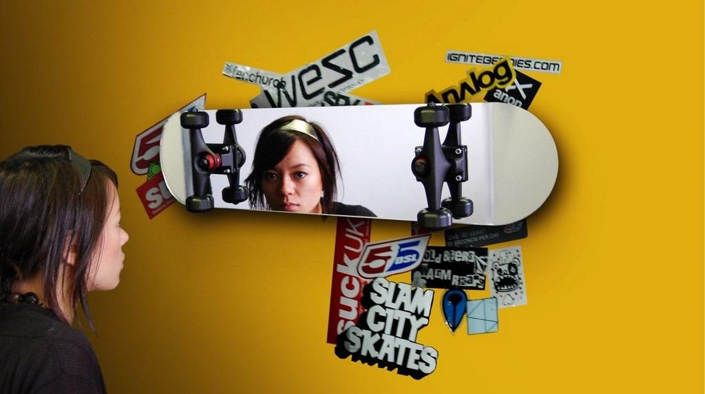 tablas de skate decoracion 7