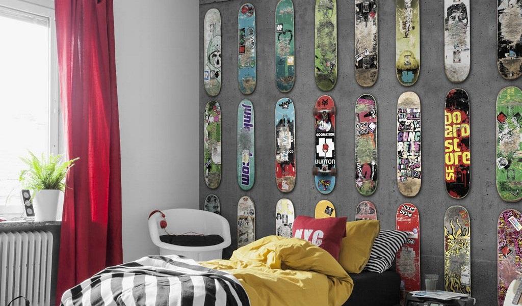 tablas de skate decoracion 8