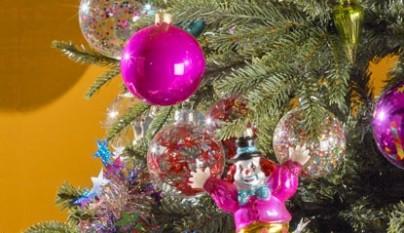 Arbol de Navidad Masions du Monde Circo