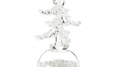 Arbol de Navidad Masions du Monde Glaciar Rosa2