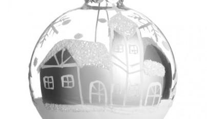 Arbol de Navidad Masions du Monde Glaciar Rosa9