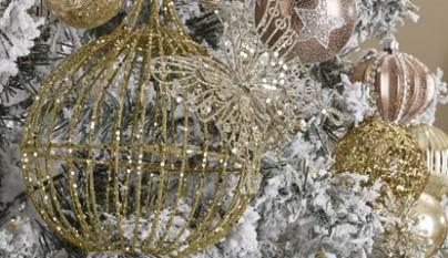 Arbol de Navidad Masions du Monde Gold