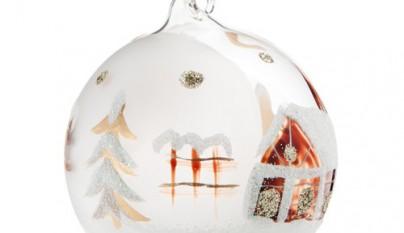 Arbol de Navidad Masions du Monde Gold3