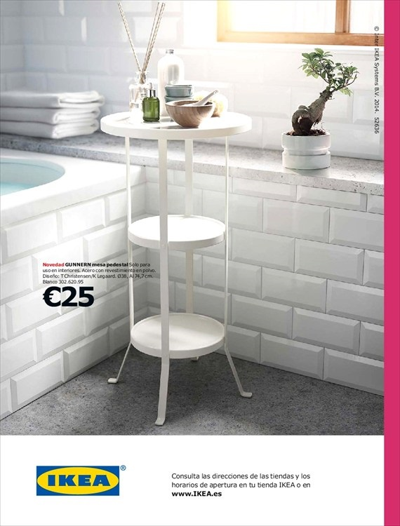 Catalogo de banos ikea 201518 for Catalogo jardin ikea 2015
