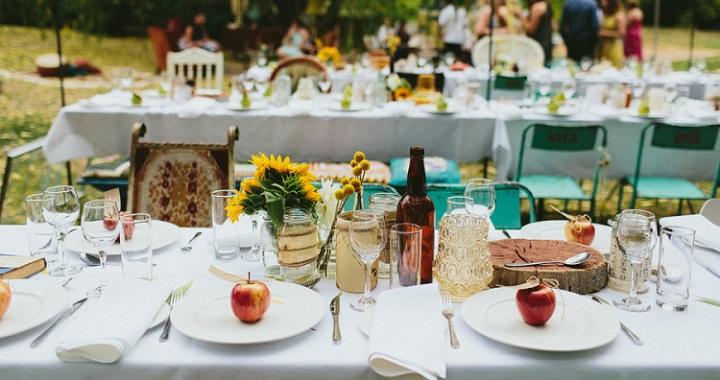 Decoracion bodas rurales