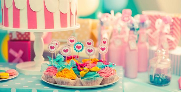 Ideas para la decoraci n de fiestas infantiles - Como decorar una mesa para una fiesta ...