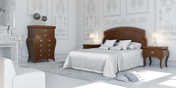 Dormitorios romanticos1