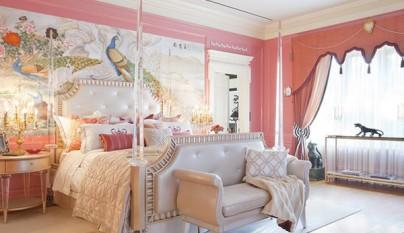 Dormitorios romanticos15